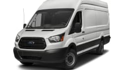 (Base w/Dual Sliding-Side Cargo Door & 10,360 lb. GVWR) High Roof HD Extended-Length Cargo Van 148 in. WB DRW