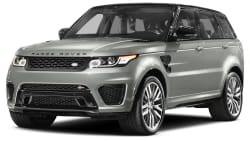 (5.0L Supercharged SVR) 4dr 4x4