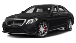 (Base) AMG S 63 4dr All-wheel Drive 4MATIC Sedan