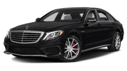 (Base) S 63 AMG 4dr All-wheel Drive 4MATIC Sedan