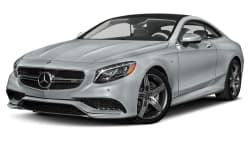(Base) AMG S 63 2dr All-wheel Drive 4MATIC Coupe