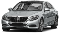 (Base) S 550 Plug-In Hybrid 4dr Rear-wheel Drive Sedan