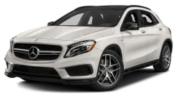 (Base) AMG GLA45 4dr All-wheel Drive 4MATIC