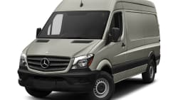 (High Roof) Sprinter 2500 Cargo Van 170 in. WB Rear-wheel Drive