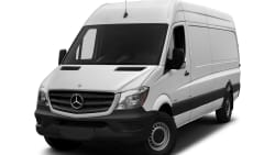 (High Roof) Sprinter 2500 Extended Cargo Van 170 in. WB Rear-wheel Drive