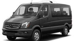 (Normal Roof) Sprinter 2500 Passenger Van 144 in. WB Rear-wheel Drive