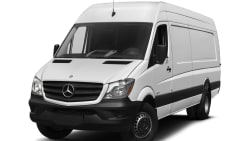 (High Roof) Sprinter 3500 Cargo Van 144 in. WB Rear-wheel Drive DRW