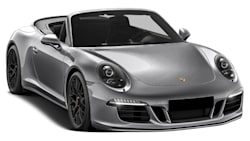 (Carrera 4 GTS) 2dr All-wheel Drive Cabriolet