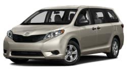 (L 7 Passenger) 4dr Front-wheel Drive Passenger Van