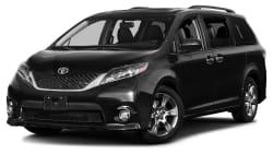 (SE 8 Passenger) 4dr Front-wheel Drive Passenger Van