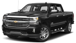 (High Country) 4x2 Crew Cab 5.75 ft. box 143.5 in. WB