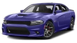(R/T Scat Pack) 4dr Rear-wheel Drive Sedan