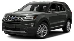 (XLT) 4dr Front-wheel Drive