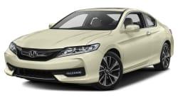 (EX-L V-6) 2dr Coupe
