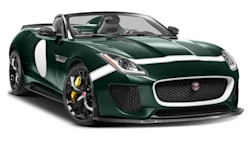 (Project 7) 2dr Rear-wheel Drive Convertible