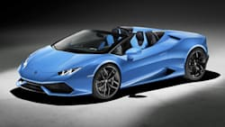 (LP610-4S) 2dr All-wheel Drive Spyder