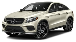 (Base) GLE 450 AMG Coupe 4dr All-wheel Drive 4MATIC
