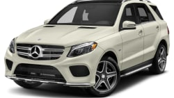 (Base) GLE 550e Plug-In Hybrid 4dr All-wheel Drive 4MATIC Sport Utility