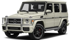(Base) AMG G 63 4dr All-wheel Drive