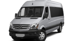 (High Roof V6) Sprinter 2500 Passenger Van 170 in. WB Rear-wheel Drive