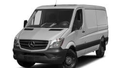 (Standard Roof I4) Sprinter 2500 Rear-wheel Drive Worker Van 144.3 in. WB