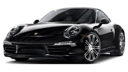 (Carrera Black Edition) 2dr Rear-wheel Drive Coupe