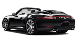 (Carrera Black Edition) 2dr Rear-wheel Drive Cabriolet