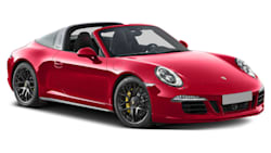 (Targa 4 GTS) 2dr All-wheel Drive Coupe