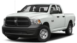 (Tradesman/Express) 4x4 Quad Cab 140 in. WB