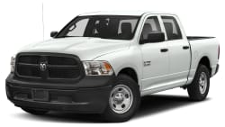 (Tradesman/Express) 4x4 Crew Cab 140 in. WB