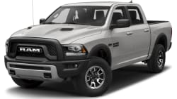 (Rebel) 4x4 Crew Cab 140 in. WB