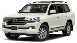 2017 Toyota Land Cruiser V8 4dr 4x4 Pricing And Options