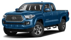 (TRD Sport V6) 4x4 Access Cab 127.4 in. WB