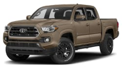 (SR5 V6) 4x4 Double Cab 140.6 in. WB