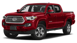 (TRD Sport V6) 4x4 Double Cab 140.6 in. WB