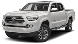 (Limited V6) 4x4 Double Cab 127.4 in. WB