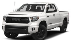 (TRD Pro 5.7L V8 w/FFV) 4x4 Double Cab 6.6 ft. box 145.7 in. WB