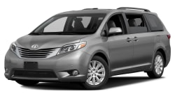 (Limited Premium 7 Passenger) 4dr All-wheel Drive Passenger Van