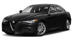(Ti) 4dr Rear-wheel Drive Sedan