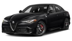 (Quadrifoglio) 4dr Rear-wheel Drive Sedan