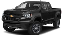 (ZR2) 4x4 Extended Cab 6 ft. box 128.3 in. WB