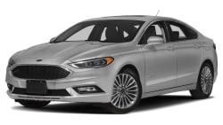 (Platinum) 4dr Front-wheel Drive Sedan