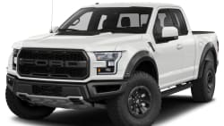 (Raptor) 4x4 SuperCab Styleside 5.5 ft. box 133 in. WB
