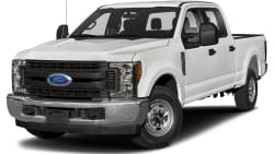 (XL) 4x2 SD Crew Cab 6.75 ft. box 160 in. WB SRW
