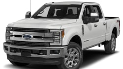 (King Ranch) 4x4 SD Crew Cab 6.75 ft. box 160 in. WB SRW