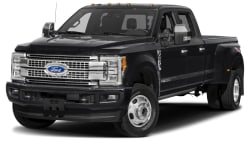 (Platinum) 4x2 SD Crew Cab 8 ft. box 176 in. WB DRW