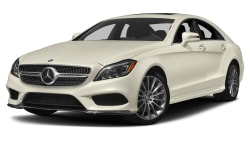 (Base) CLS550 4dr Rear-wheel Drive Sedan