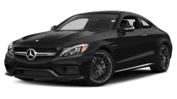 (Base) AMG C 63 2dr Coupe