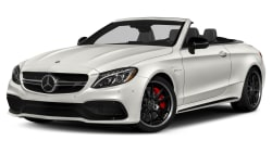 (S) AMG C 63 2dr Cabriolet