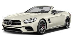 (Base) AMG SL63 2dr Roadster